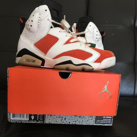 online store f8d46 28880 Jordan 6s Gatorade Edition